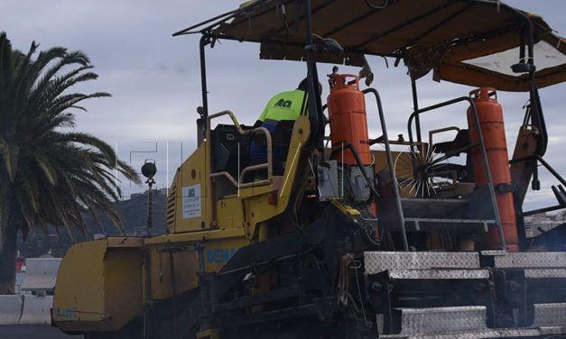 La empresa de asfaltado intentó 'pedir árnica' al área de Fomento