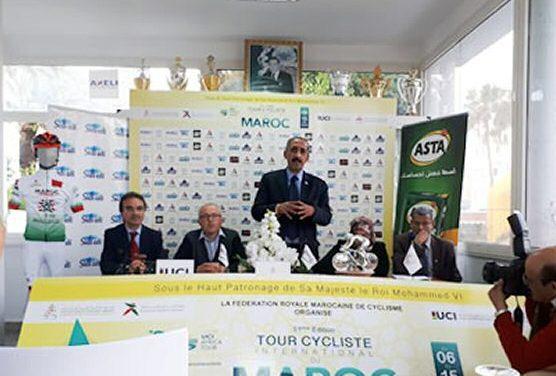 La selección marroquí se retira de la Vuelta ciclista a su propio país