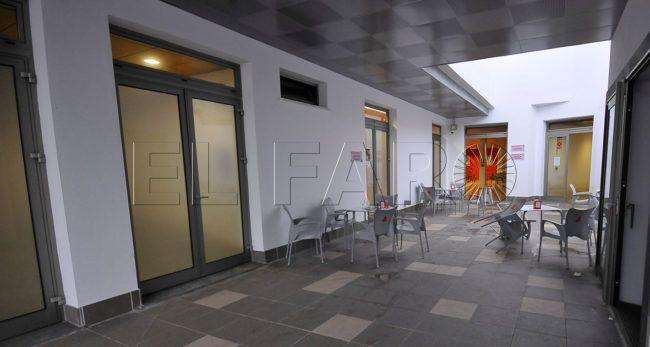 La UGR asumirá la gestión del comedor universitario en octubre