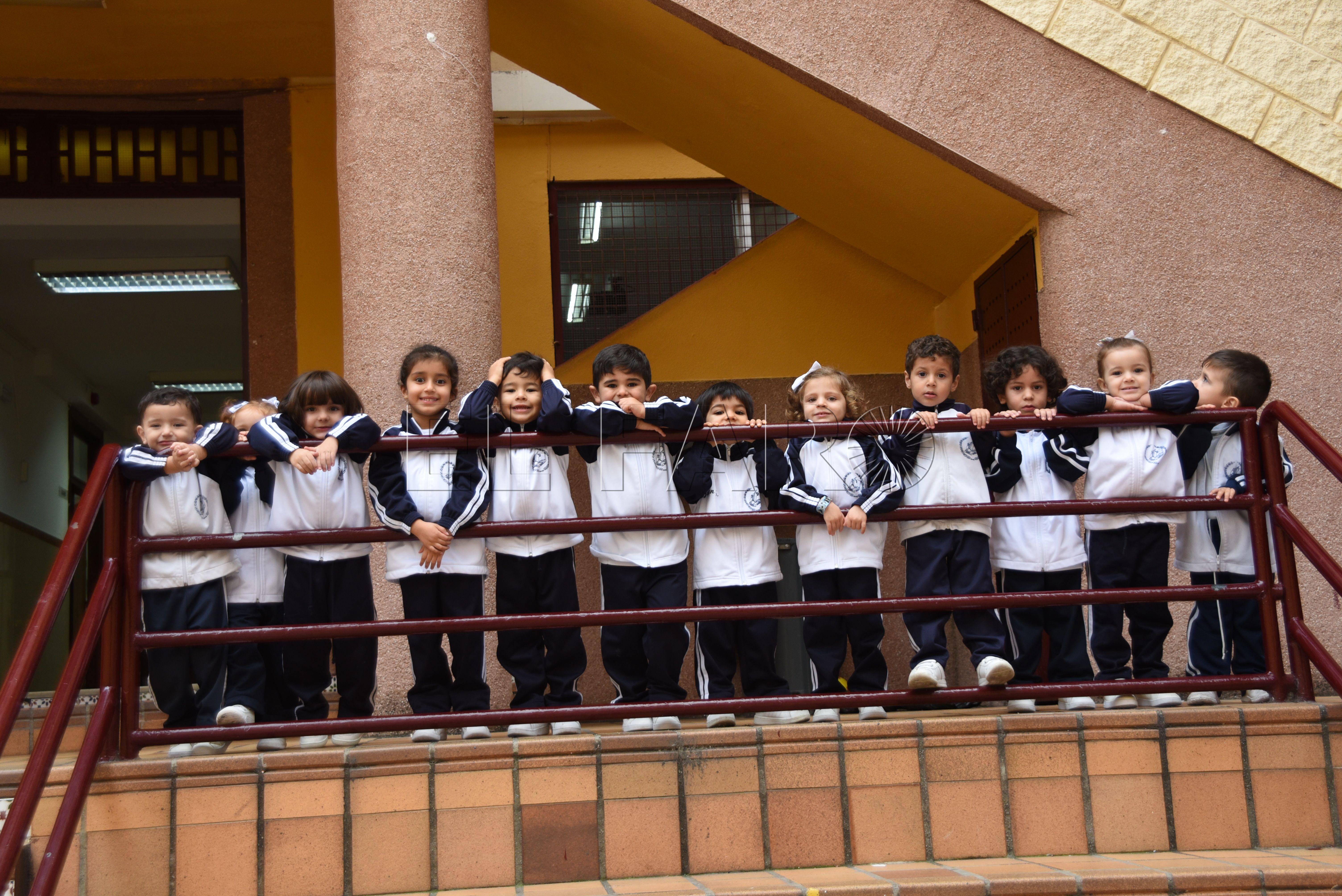 Kilómetro Solidario En El Colegio Beatriz De Silva En Favor Del Banco De Alimentos El Faro De Ceuta