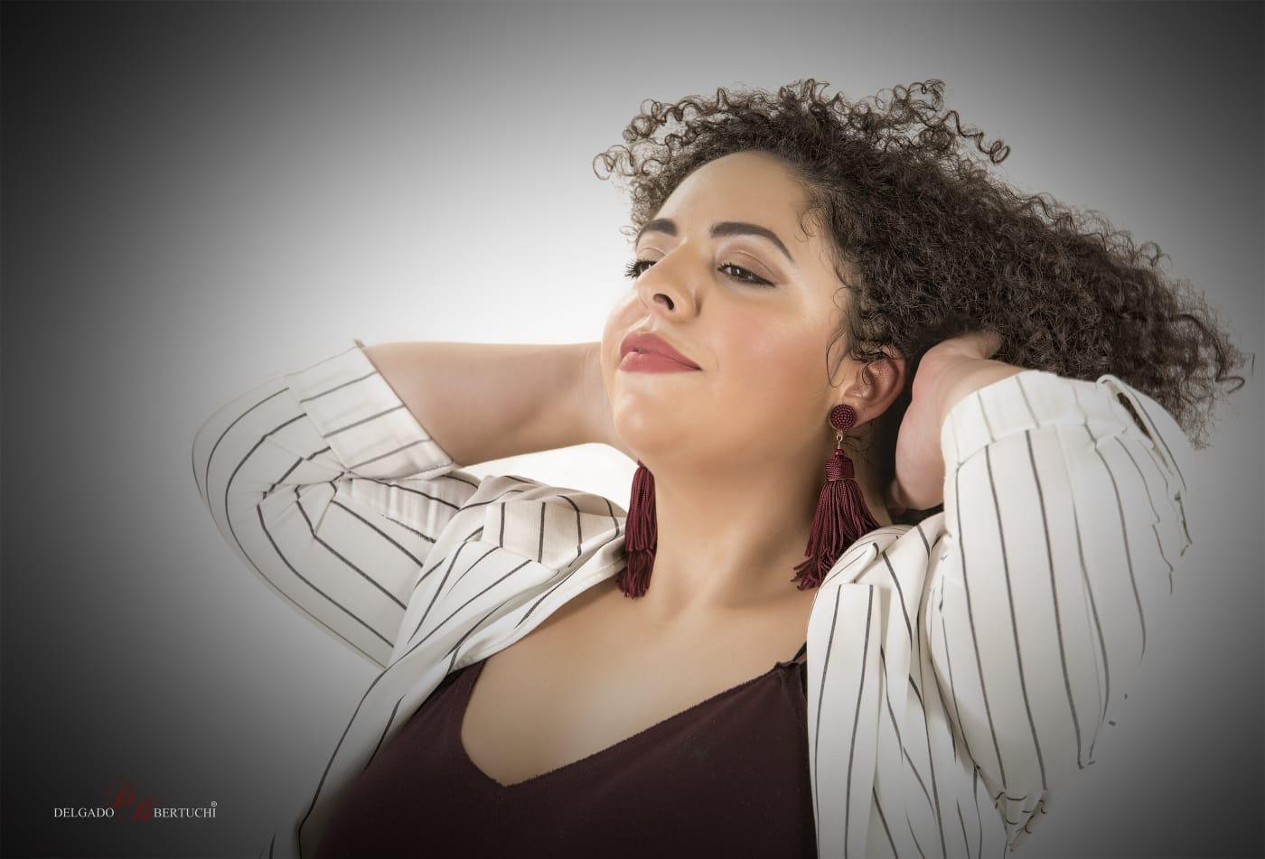 La Representante De Ceuta Reconocida En El Miss Espana De Tallas Grandes