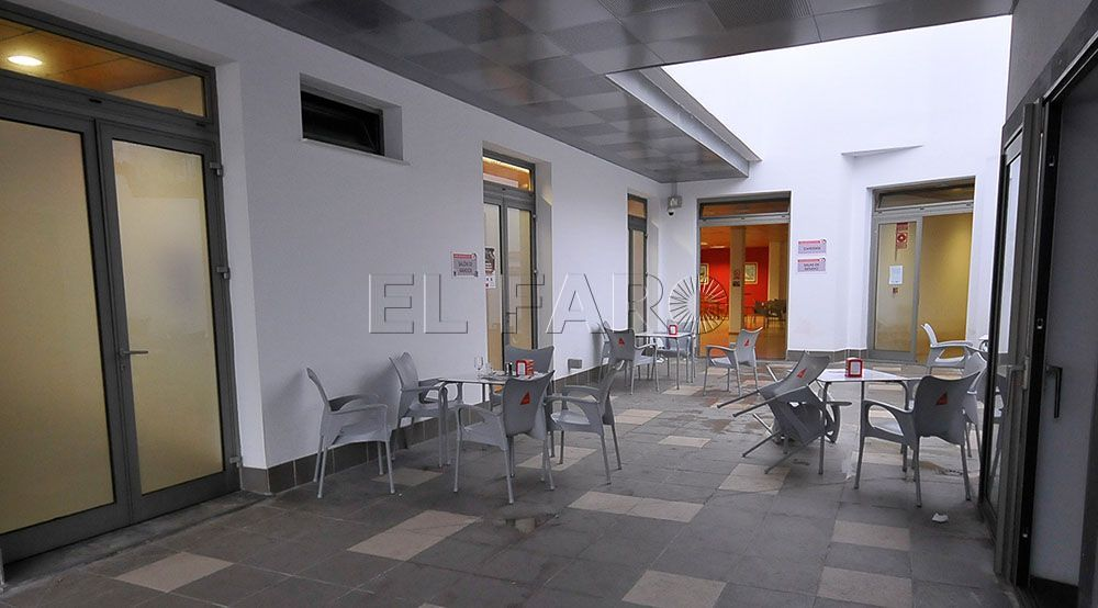 La UGR licita la gestión del bar-cafetería del Campus de Ceuta