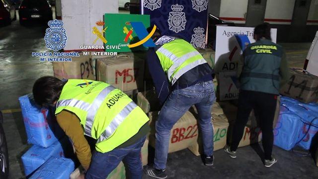 trafico drogas marruecos marbella