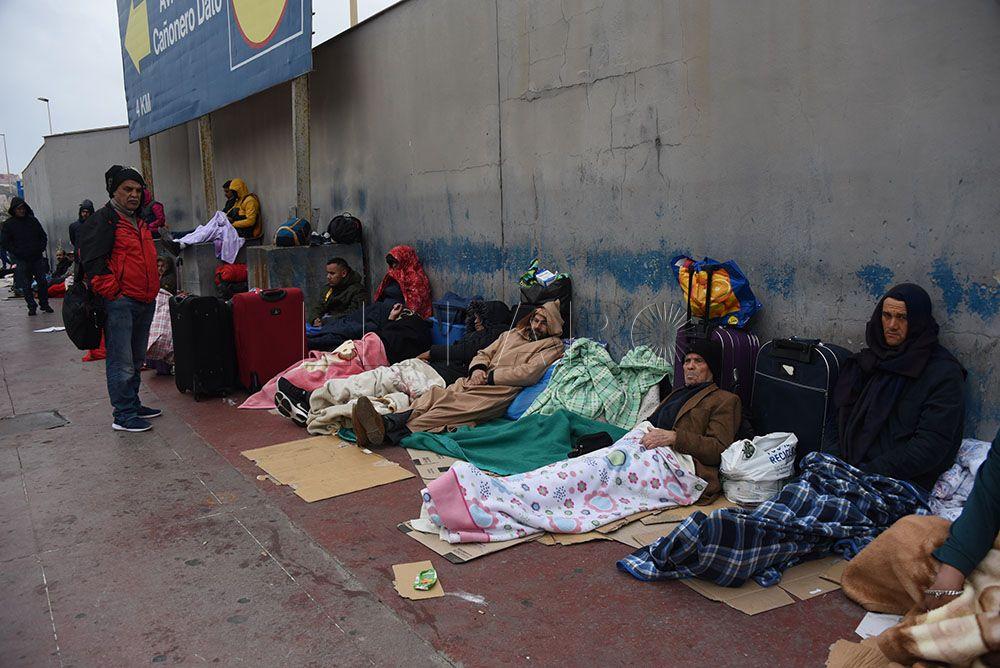 "Résultat de recherche d'images pour ""Cerca de 40 ciudadanos marroquíes continúan sin poder volver a Marruecos"""