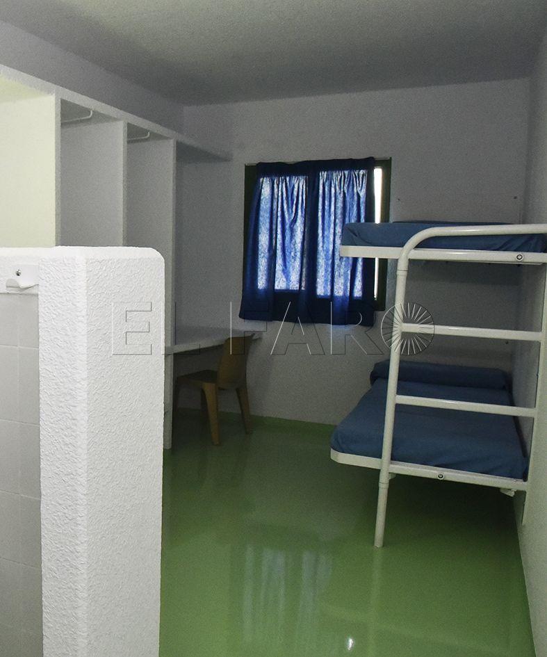 habitacion-centro-penitenciario-mendizabal-medidas-coronavirus